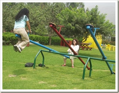 Peru-teetertotter