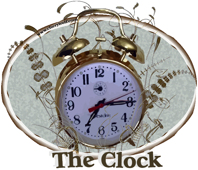 Symbols for Writers: The Clock - Cheryl Reif Writes